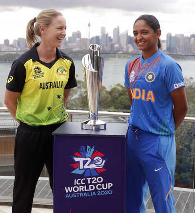 Women's T20 World Cup final: Australia win toss, opt to bat first against India