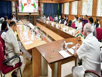 Prime Minister Narendra Modi lauds State's Covid management