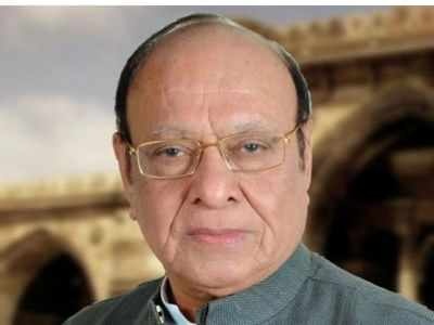 Shankersinh Vaghela resigns from NCP