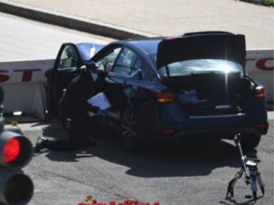 US Capitol: Veteran police officer killed in car-ramming attack; Suspect shot dead
