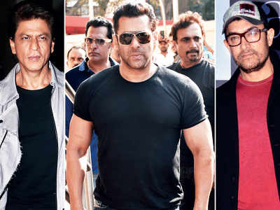 Shah Rukh Khan, Salman Khan and Aamir Khan are planning something big?