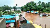 Heavy rainfall leads to flood-like situation in Maharashtra's Gadchiroli