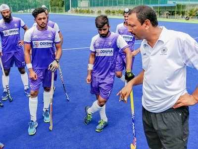 Team Hockey India: Harendra Singh, the coach who speaks their language