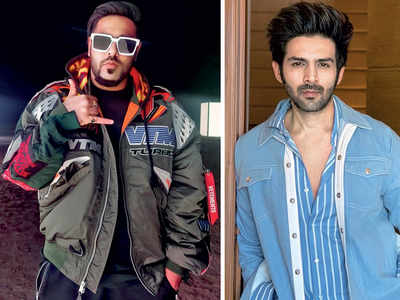 Badshah: Don't know why I named Kartik Aaryan, he is a brilliant actor
