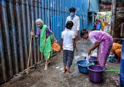 Mumbai: Dharavi witnesses drop in COVID-19 spread, reports only 17 cases on Friday