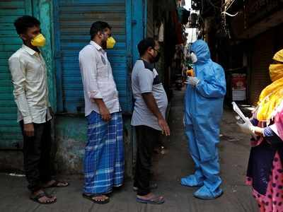 25 new COVID-19 cases in Dharavi, tally rises to 833; 18 test positive in Dadar
