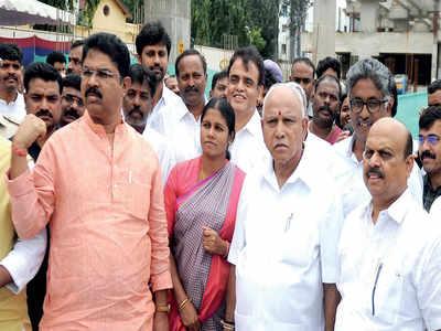 Fight for Bengaluru heats up