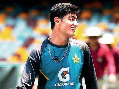 Pakistan's Naseem Shah pitches up for unlikely debut against Australia