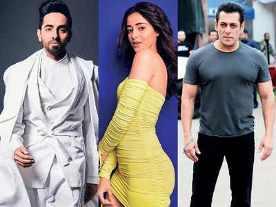 Ayushmann Khurrana, Christopher Nolan, Sanjay Leela Bhansali-Salman Khan, Kangana Ranaut: A-Z of Bollywood 2019