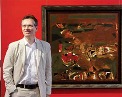 Small talk with Hugo Weihe: Indian art finds its weihe