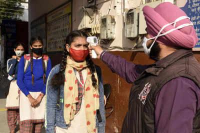 Coronavirus live updates: Schools in Punjab closed, night curfew imposed in 8 districts