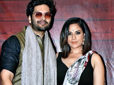 Ali Fazal leaves words of encouragement for fiancée Richa Chadha amid #MeToo clamour