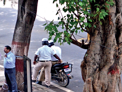 Put on your best behaviour for Bengaluru traffic police