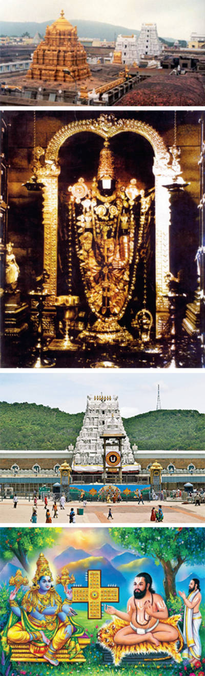 Pilgrim nation: Tirupati: Playing dice with a god in debt