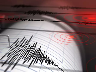 Earthquake of magnitude 2.7 strikes Assam's Tinsukia