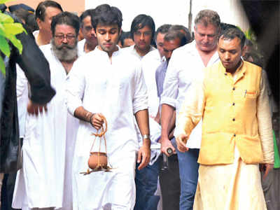 Shashi Kapoor: A fitting send-off to a gentleman