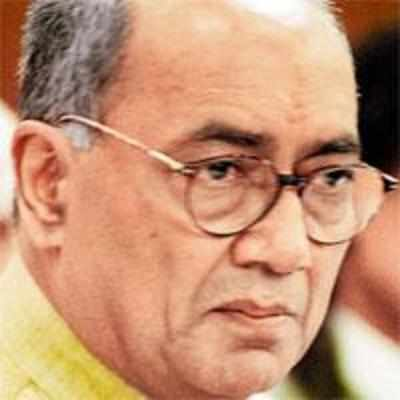 Digvijay's cynical wrong turn