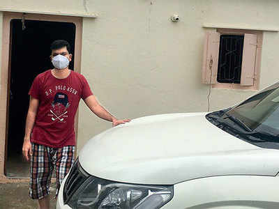 Getting no help here, family drives  to Sangli after member tests COVID positive