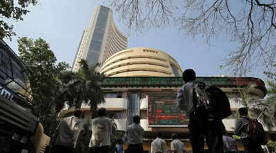 Live updates: Sensex, Nifty retreat from record highs to end flat