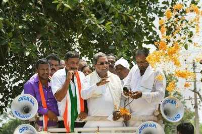 BJP's Andhra battle plays out in Karnataka