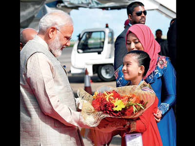 Pollsters failed to gauge mood: Modi