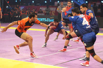 From obscurity, kabaddi players now revel in stardom