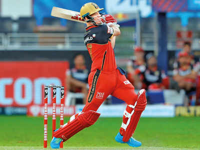 AB delivers, again: ABD takes apart Unadkat in 19th over, slams 55* off 22 as RCB beat RR for 6th win