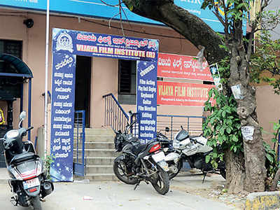 Vijaya Film Institute students have a chance at writing exams