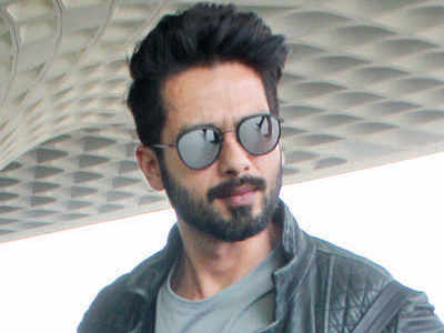 Shahid Kapoor in a three-film deal with Prernaa Arora