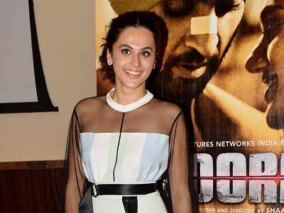 Soorma actor Taapsee Pannu: I hope I have made Sandeep Singh proud