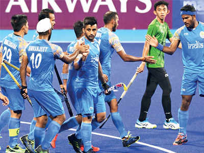 India thrash hapless Indonesia 17-0