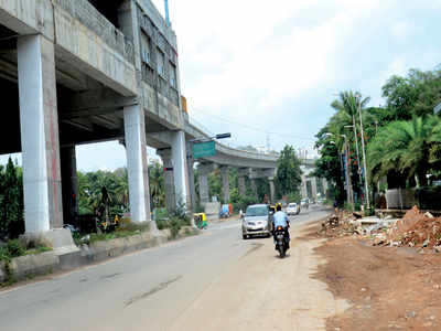 Attempts on to put 12 high-density roads back in BBMP's court