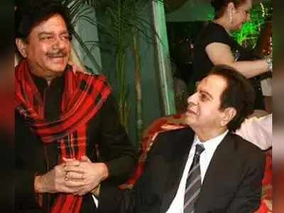 Shatrughan Sinha wonders why Dilip Kumar didn't get a Bharat Ratna-  Exclusive! - The Times of India