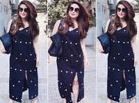 Kareena Kapoor Khan is a stunner in her polka dot dress