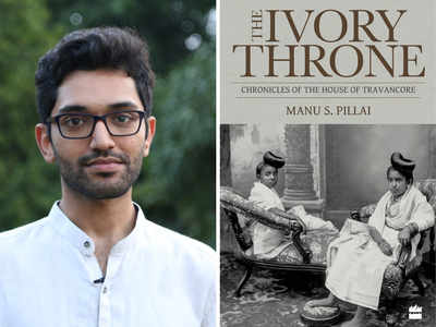Pune author's book on Travancore queens to be turned into a film by the makers of Baahubali