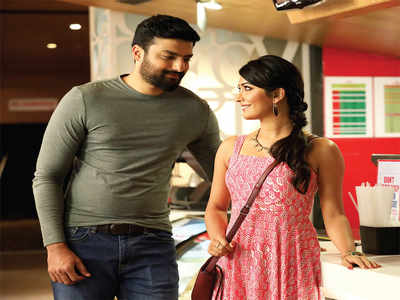 Aadi Lakshmi Purana movie review: Lie conquers all