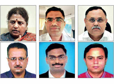 State govt transfers 5 IAS officers