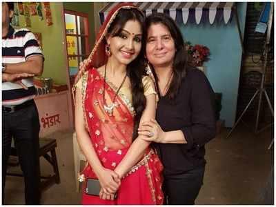 Shubhangi Atre: People tell me they want a wife like Angoori Bhabi