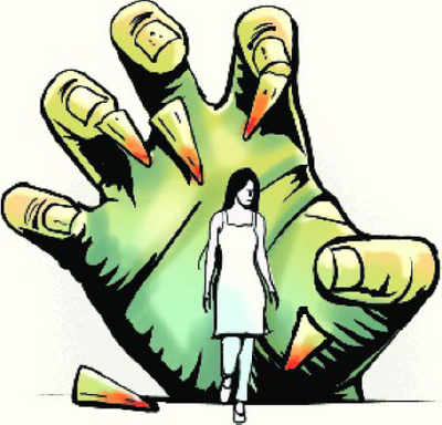 Constable rapes woman he had been harassing for a fortnight
