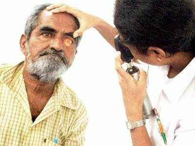 Advancing age and eyesight