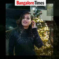 Meghana Raj shows you how to wear black