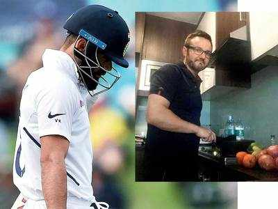 Mike Hesson: Virat Kohli and India were challenged by Kiwi bowlers on New  Zealand tour