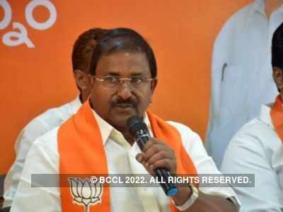 Somu Veerraju appointed as Andhra Pradesh BJP chief