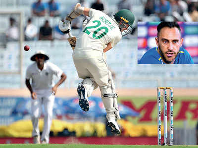 Faf du Plessis on India tour: It reveals that there's a lot of mental scars that can happen