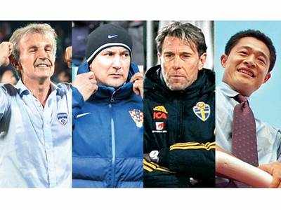 Who will be the new Indian national football team head coach?