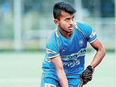 Vivek Sagar Prasad is FIH Men's Rising Star of the Year