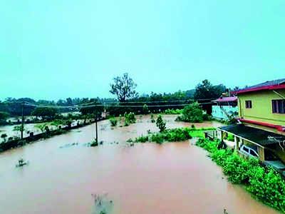 Heavy rain, trouble for Karnataka