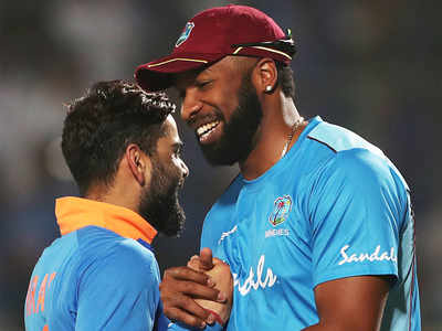 India vs West Indies, 2nd ODI: Virat Kohli and Kieron Pollard set an unwanted record in Vizag