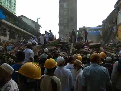 Mumbai building collapse Live updates: Bhendi Bazaar's tragedy death toll rises to 34, rescue operation concluded
