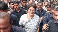 'Rajniti hai, hoti rehti hai': Priyanka Gandhi on SPG cover removal for her family